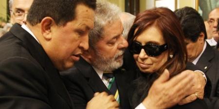 Lula e Christina Kirchner