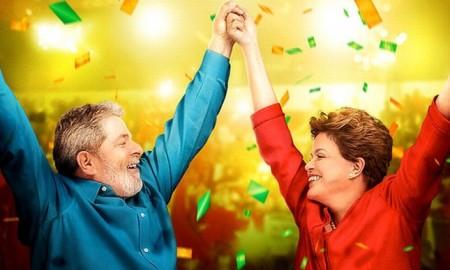 Dilma Lula e a euforia