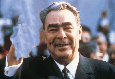 Leonid Brejnev governou a URSS de 1964 a 1982