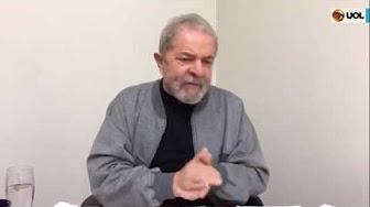 Lula - chorando