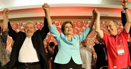 Lula e Dilma 1