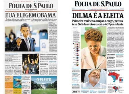 Dilma eleita