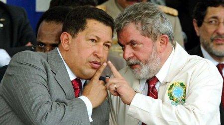 Lula e Chavez O