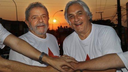 Lula e Delcídio