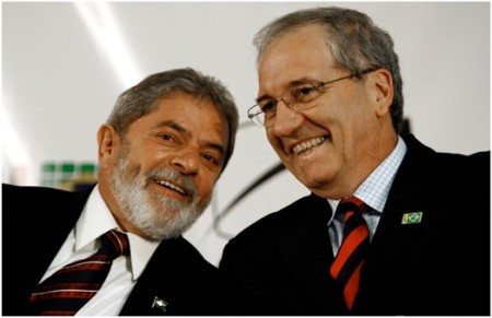 Lula e Franklin