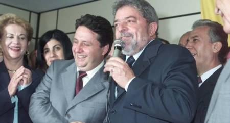 Lula e Garotinho