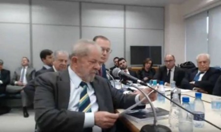 Lula no Tribunal