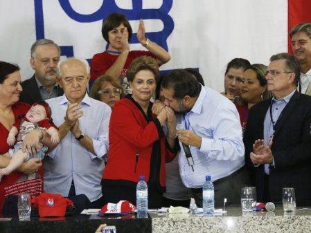 Luppi e Dilma