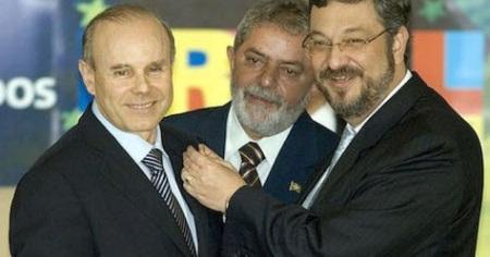 Palocci e Lula