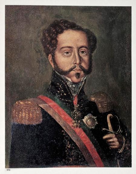 D Pedro I