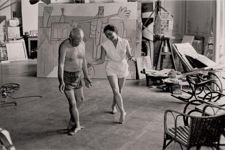 Picasso e Jaqueline
