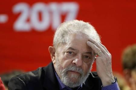 Lula e a queda