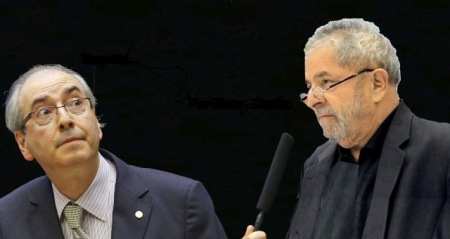 Lula e Cunha