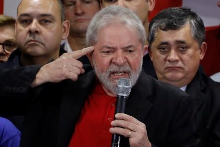 Lula pós condenação