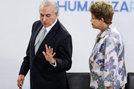 Dilma Temer