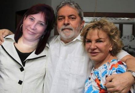 Lula,Marisa e Rodr