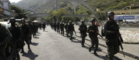 Rocinha - guerra 33