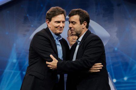 Crivela versus Freixo