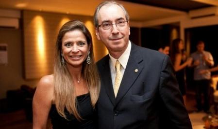 eduardo-cunha-esposa-jornalista