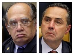 Gilmar Mendes e Luis Barroso