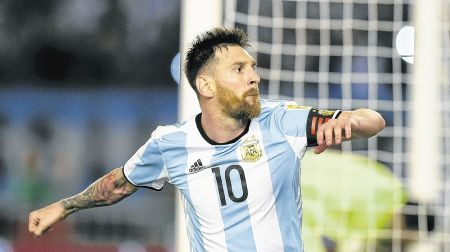 Messi 111