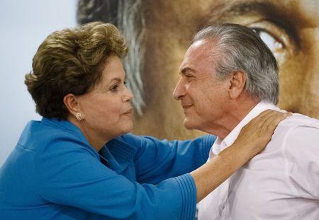 DILMA EM CAMPANHA NO RIO