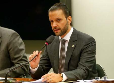 Alexandre Baldy - Ministro