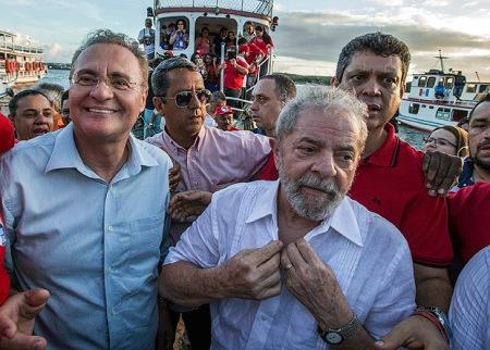 Lula e Renan 111