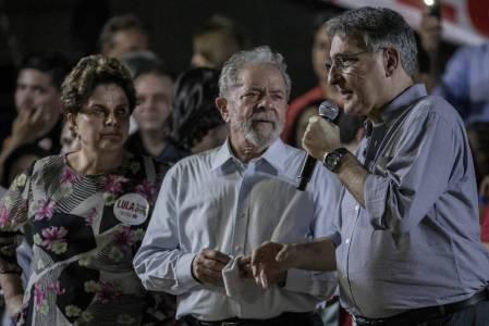 Lula, Pimentel e Dilma 11