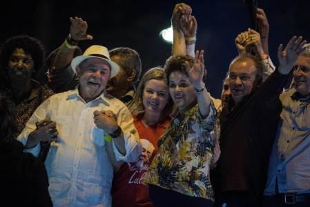 Lula e Dilma abcd